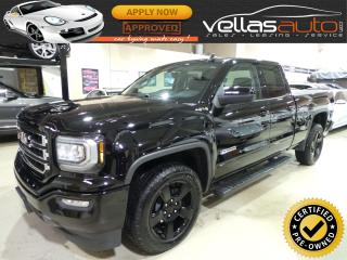 Used 2017 GMC Sierra 1500 ELEVATION EDITION| 4X4| 9,966KM for sale in Woodbridge, ON