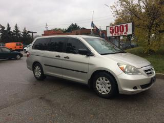 Used 2005 Honda Odyssey EXTRA CLEAN,SAFETY+3YEARS WARRANTY INCLUDED for sale in North York, ON