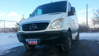 Used 2008 Dodge Sprinter 2500,  DIESEL, 144WB, 3.0L 6cyl for sale in North York, ON