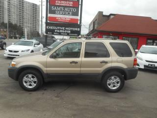 Used 2007 Ford Escape XLT for sale in Scarborough, ON