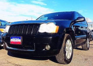 Used 2008 Jeep Grand Cherokee Laredo 4WD, DIESEL, LEATHER, Accident-Free for sale in North York, ON
