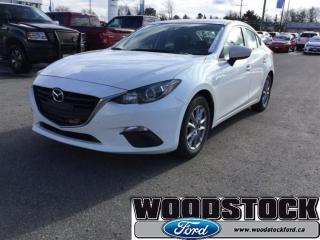 Used 2015 Mazda MAZDA3 GS - Bluetooth for sale in Woodstock, ON