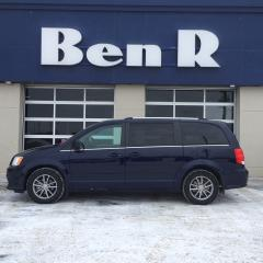 Used 2015 Dodge Grand Caravan SXT for sale in Steinbach, MB