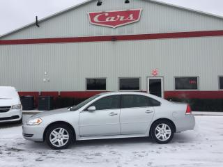 Used 2012 Chevrolet Impala LT for sale in Tillsonburg, ON