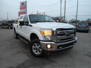 Used 2012 Ford F-350 AOUTO 4X4 SUPER DUTY 4 NEW TIRES 4NEW BREAKS AUX for sale in Oakville, ON