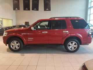 Used 2008 Ford Explorer XLT - 4X4, Keyless Entry, PWR Acc's, PWR Rear Fold Seats! for sale in Red Deer, AB