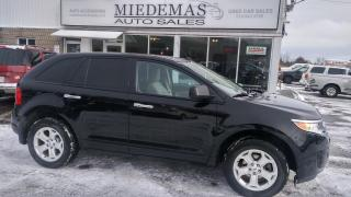 Used 2011 Ford Edge SEL for sale in Mono, ON