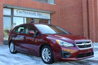Used 2014 Subaru Impreza 2.0i w/Touring Pkg for sale in Woodbridge, ON