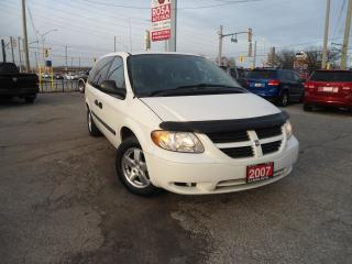 Used 2007 Dodge Grand Caravan AUTO FULL STOW &GO LEATHER NO RUST 4 NEW TIRES for sale in Oakville, ON