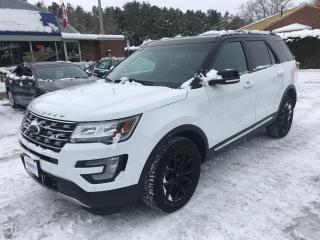 Used 2016 Ford Explorer XLT | ONE OWNER | FACTORY WARRANTY for sale in Flesherton, ON