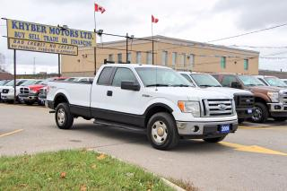 Used 2009 Ford F-150 XLT 4X4 8FT for sale in Brampton, ON
