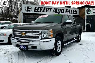 Used 2013 Chevrolet Silverado 1500 LS CHEYENNE EDITION 4X4 WITH RUNNING BOARDS for sale in Barrie, ON