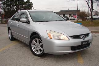Used 2003 Honda Accord EX for sale in Mississauga, ON
