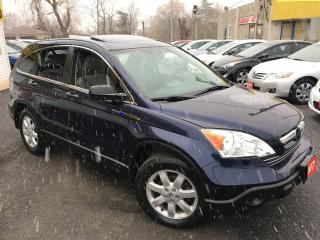 Used 2007 Honda CR-V EX/AWD/LOADED/ALLOYS for sale in Scarborough, ON