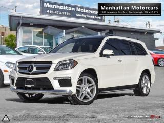 Used 2014 Mercedes-Benz GL-Class GL550 4MATIC AMG PKG |NAV|CAMERA|NEW TIRES for sale in Scarborough, ON