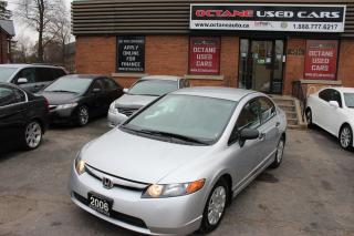 Used 2006 Honda Civic DX-G for sale in Scarborough, ON