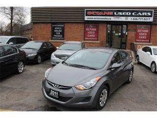 Used 2011 Hyundai Elantra GLS for sale in Scarborough, ON