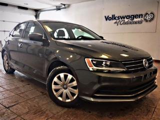 Used 2017 Volkswagen Jetta Trendline Plus 1.4t for sale in Gatineau, QC