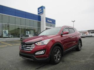 Used 2014 Hyundai Santa Fe Luxury AWD leather backup camera sunroof loaded up for sale in Halifax, NS