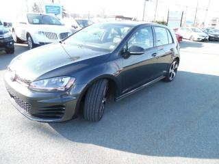 Used 2016 Volkswagen Golf GTI Autobahn for sale in Dartmouth, NS