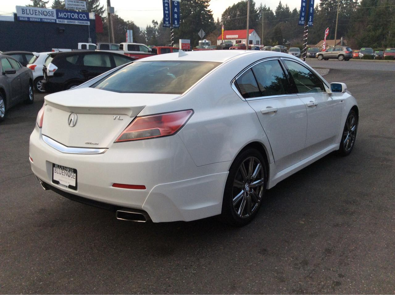 used 2014 acura tl a spec awd for sale in parksville. Black Bedroom Furniture Sets. Home Design Ideas