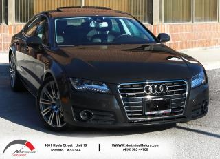 Used 2014 Audi A7 3.0T Technik| Navigation| 360 Camera|Sunroof for sale in North York, ON