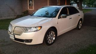 Used 2012 Lincoln MKZ Base for sale in Tilbury, ON