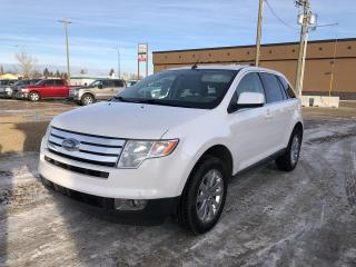 Used 2009 Ford Edge Limited AWD for sale in Stettler, AB