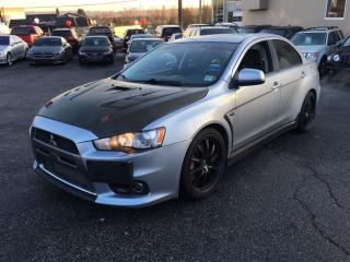 Used 2008 Mitsubishi Lancer Evolution MR  Coquitlam Location - 604-298-6161 for sale in Langley, BC
