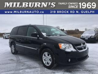 Used 2016 Dodge Grand Caravan Crew Plus for sale in Guelph, ON