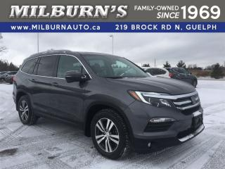 Used 2016 Honda Pilot EX-L / AWD for sale in Guelph, ON