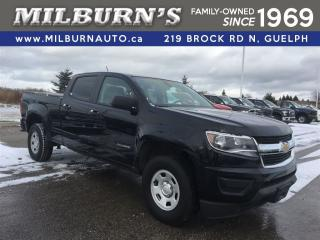 Used 2016 Chevrolet Colorado 4WD WT for sale in Guelph, ON