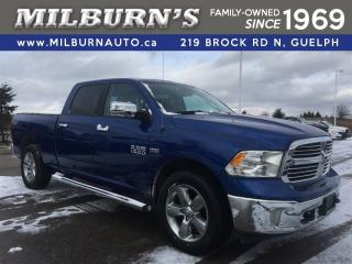 Used 2017 Dodge Ram 1500 BIG HORN 4x4 for sale in Guelph, ON