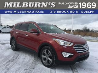 Used 2016 Hyundai Santa Fe XL Limited / AWD for sale in Guelph, ON