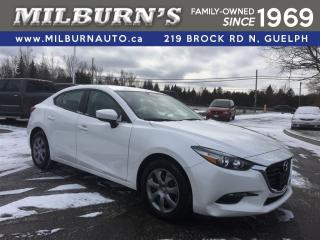 Used 2017 Mazda MAZDA3 GX for sale in Guelph, ON