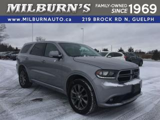 Used 2017 Dodge Durango GT / AWD for sale in Guelph, ON