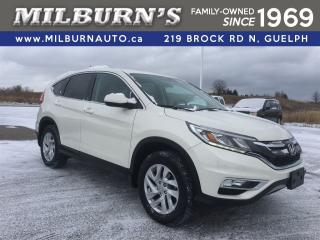 Used 2016 Honda CR-V SE / AWD for sale in Guelph, ON