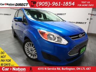 Used 2015 Ford C-MAX SE| HEATED SEATS| DUAL CLIMATE CONTROL| for sale in Burlington, ON