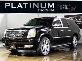 Used 2009 Cadillac Escalade ESV, 7 PASSENGER, DV for sale in North York, ON