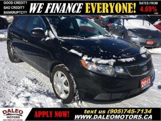 Used 2013 Kia Forte 2.0L EX| HEATED SEATS | MOONROOF| for sale in Hamilton, ON