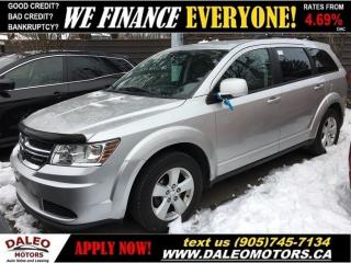 Used 2012 Dodge Journey BLUETOOTH | SAT RADIO for sale in Hamilton, ON