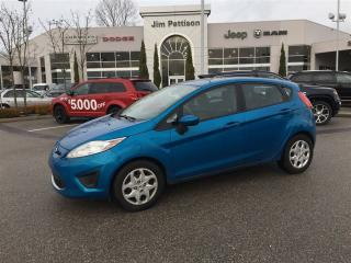 Used 2012 Ford Fiesta SE WINTER AND SUMMER TIRES for sale in Surrey, BC