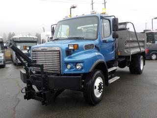 Used 2006 Freightliner BUSINESS CLASS M2 Diesel Dump Truck with Air Brakes for sale in Burnaby, BC