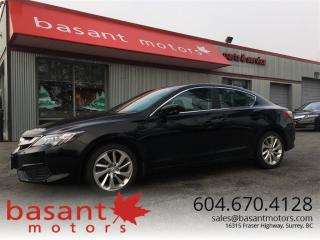 Used 2016 Acura ILX Tech Pkg, Low KMs, Nav, Adaptive Cruise, Lane Assi for sale in Surrey, BC