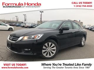 Used 2014 Honda Accord Sedan $100 PETROCAN CARD YEAR END SPECIAL! for sale in Scarborough, ON
