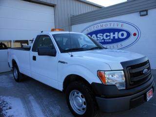 Used 2014 Ford F-150 XL|8 FT Bed|Back Rack|Tool Box for sale in Kitchener, ON