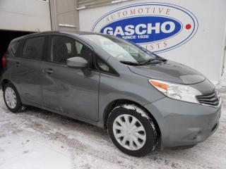 Used 2016 Nissan Versa Note 1.6 SV|Bluetooth|Rear Cam for sale in Kitchener, ON