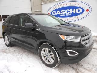 Used 2017 Ford Edge SEL|AWD|Rear Cam| Push Start for sale in Kitchener, ON