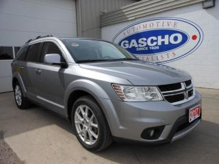 Used 2017 Dodge Journey GT 7 Pass AWD Remote Start for sale in Kitchener, ON