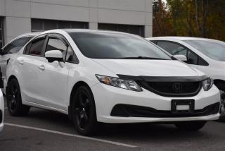 Used 2015 Honda Civic Sedan LX 5MT for sale in Pickering, ON